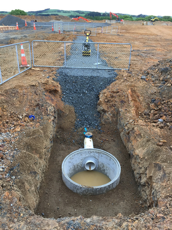 Bond Contracts Limited (BCL) | Storm Water | Bond Contracts
